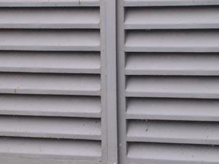 Puertas correderas puerta corredera puertas industriales - Puerta de lamas ...